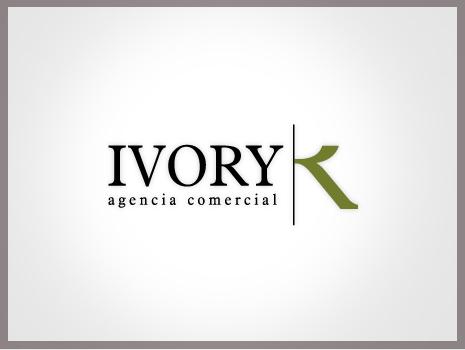 Diseño de imagen corporativa para Ivory